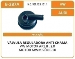 VALVULA REGULADORA ANTI-CHAMA VW AP 1.8